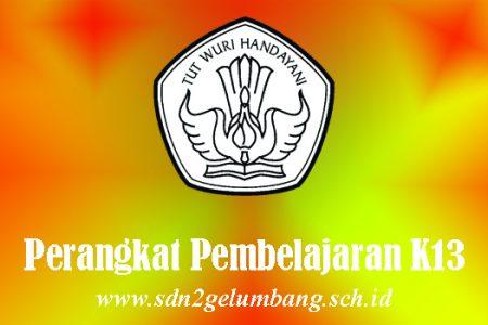 Download Rpp Kelas 5 Sd Mi K13 Semester 1 Tema 4 Revisi 2018 Sdn 2 Gelumbang